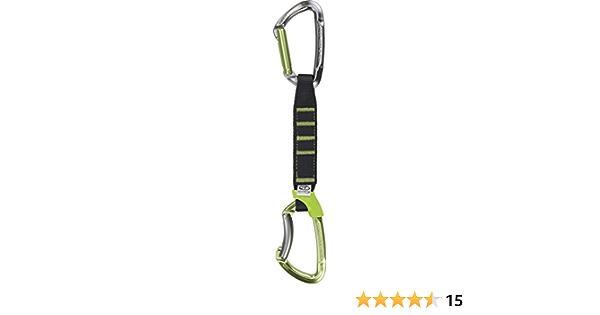 Climbing Technology Lime 2e661dpc0lctstd rinvio, Verde/Gris, 17 cm