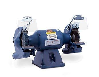 8'' Industrial Grinders - grinder/buffer by Baldor