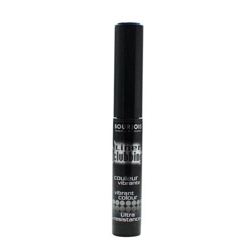Bourjois Liner Clubbing Liquid Eyeliner for Women, Absolute Black, 0.14 Ounce ()