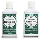 Trust Basket Neem oil for plants (200ml)