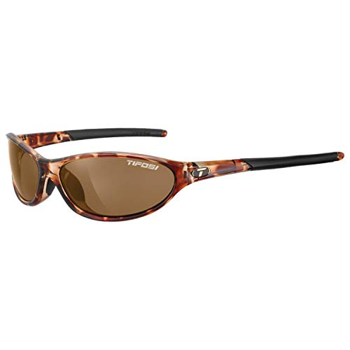 Tifosi Core Polarized Sunglasses - Tifosi Optics Alpe 2.0 Polarized Sunglasses - Women's Tortoise/Brown, One Size