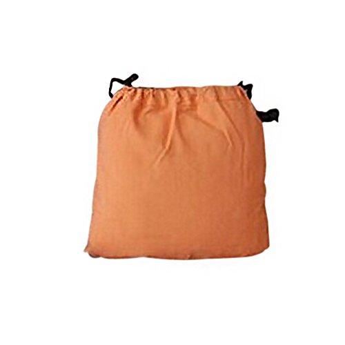 Hugamonkey Portable High Chair Seat Belt, Orange