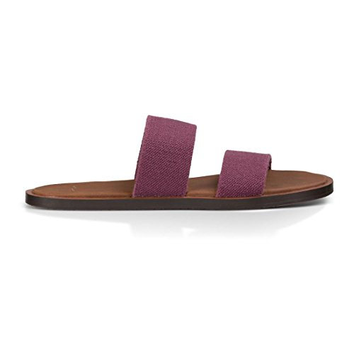 Gora Sandal Women''s Sanuk Dusty Boysenberry Yoga 8wOnqP