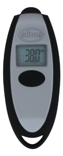 Slime 20112 Keychain Digital Tire Gauge, 5-150 PSI by Slime (Image #2)