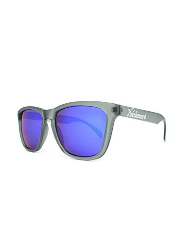 Knockaround Classics Polarized Sunglasses, Frosted Grey / - Knockaround Sunglasses