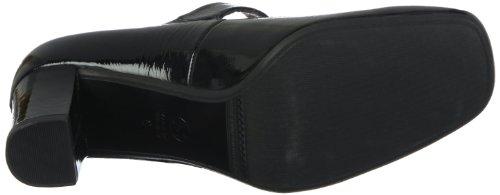 Peter Kaiser PUNTO - Zapatos de tacón para mujer Negro Crakle 403