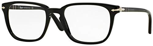 Persol PO3117V Eyeglasses 95 Black w/ Demo Lens 53mm