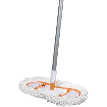 Amazon Com Quickie Swivel Flex Nylon Dust Mop Home Amp Kitchen
