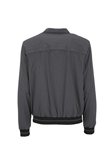 Geox Man Uomo F1069 titanium Giacca Jacket Grigio rrCtAqd1w