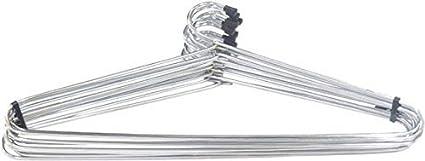 Familykart� Steel Cloth Hanger (Tip), Pack of 12