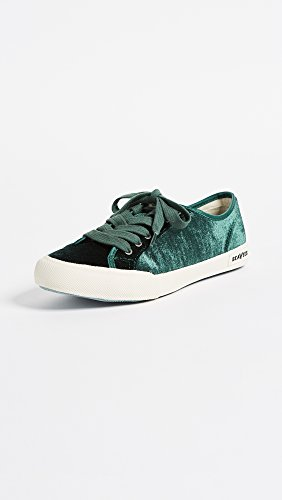 SeaVees Frauen Monterey Tailored Sneakers Dunkles Eden