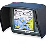 Visera Parasol para GPS con pantalla de 5'- 7'- Kindle - Kindle Fire - Kindle Touch - Nook - Chartplotter - DVD - Monitor - Glarestomper 324
