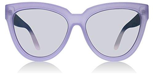Le Specs Liar Liar Milky Lilac Liar Liar Cats Eyes Sunglasses Lens Category 3 - Sunglasses Specs Le Mens