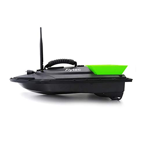 Philohewen Fish Finder 1.5kg Feed Delivery Loading 500m Remote Control Fishing Bait Boat RC Boat