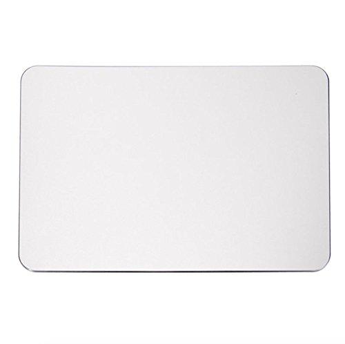 24x17CM Mousepad Aluminum Alloy Mouse Pad Mat With Non-slip Rubber - Beach Blizzard Hours