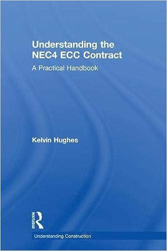 A Practical Handbook Understanding the NEC4 ECC Contract