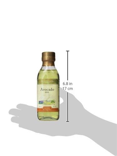 Spectrum Naturals Refined Avocado Oil, 8 oz by Spectrum (Image #4)