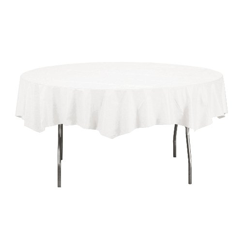 Creative Converting 92-3272 Octy-Round Paper Table Cover (Case of 12) by Creative Converting