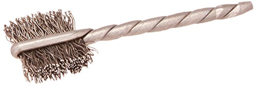 Osborn 35088SP Crimped Wire Internal Brush, Carbon Steel, 0.008