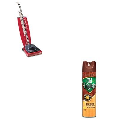 KITEUKSC684FRAC74035CT - Value Kit - OLD ENGLISH Furniture Polish (RAC74035CT) and Commercial Vacuum Cleaner, 16quot; (EUKSC684F)