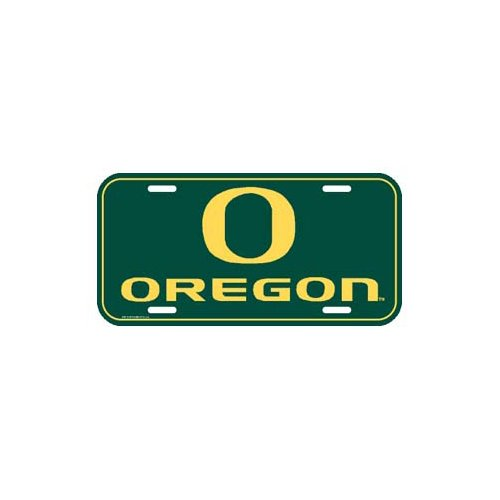 NCAA University of Oregon License Plate (Ducks License Plate)