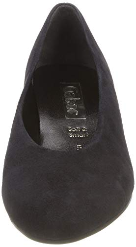 Fashion Escarpins Femme Gabor Pazifik Bleu Gabor 16 Shoes qOEEnwaFH