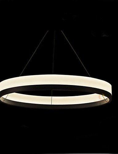DXZMBDM® 48W Zeitgenössisch LED Andere Acryl PendelleuchtenWohnzimmer / Schlafzimmer / Esszimmer / Studierzimmer/Büro / Kinderzimmer / Spielraum / , white-90-240v
