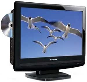 Toshiba 19DV555DG - Televisión HD, Pantalla LCD 19 pulgadas: Amazon.es: Electrónica