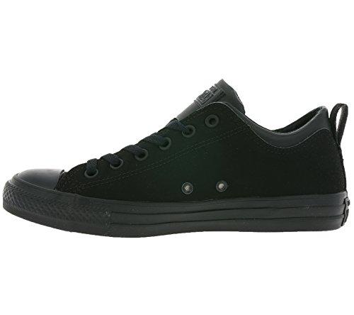 Calzado deportivo para hombre, color Negro , marca CONVERSE, modelo Calzado Deportivo Para Hombre CONVERSE DUAL COLLAR OX Negro Negro