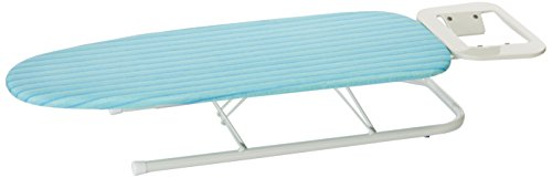 Honey-Can-Do BRD-01294 Deluxe Tabletop Ironing Board with Iron Rest by Honey-Can-Do