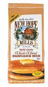 New Hope Mills Whole Wheat Pancake Mix 32 (New Hope Mills)