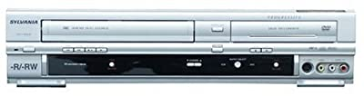 Sylvania DVR90VE DVD Player/Recorder and Hi-Fi VCR Combo from Sylvania
