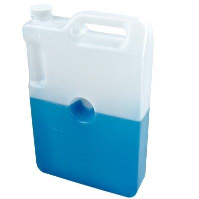 4 Liter High Density Plastic Space Saver Jug with Cap (1 Jug)