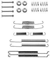 Zubeh/örsatz 230,0 1440-0124 Zubeh/örsatz Bremsanlage Bremsbacken Hinten Trommeldurchmesser