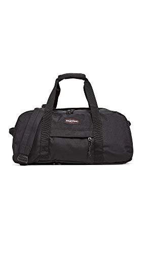 Eastpak Stand + Bolsa de viaje, 53 cm, 34 L, Negro (Black)