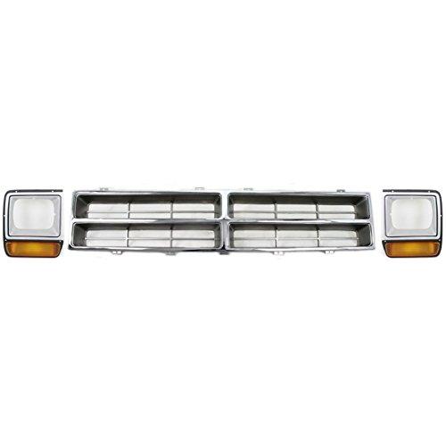 Diften 114-C0579-X01 - New Auto Body Repair Kit Ram Truck Dodge D150 Ramcharger W250 D250 W150 D350