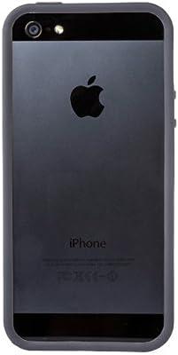 release date d774b 05ecd iPhone 5/5s & iPhone SE Case, Tavik Outer Edge Bumper Case Black/Charcoal  for iPhone 5/5s & iPhone SE - Black/Charcoal