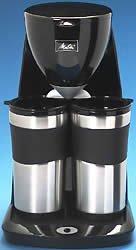 Amazon.com: Maxim Dual Travel Mug Coffee Maker: Melitta Coffee Makers: Kitchen & Dining