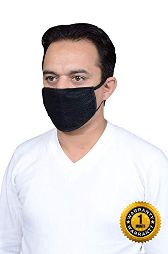 PrimeSurgicals High Quality Anti Pollution and Dust Mask • (25) (Best Mask For Delhi Pollution)