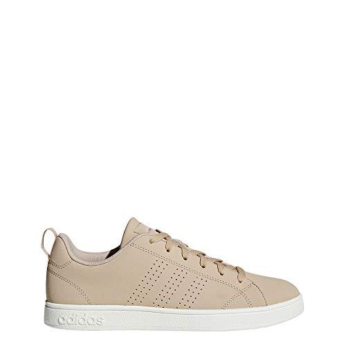 adidas VS Advantage Clean Shoes Women's, Beige, Size 8.5