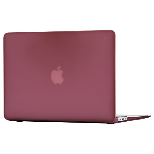 Speck Products SmartShell Case for MacBook Air 13-Inch, Rose Pink (86370-6011) (Macbook Speck Apple Case Air)