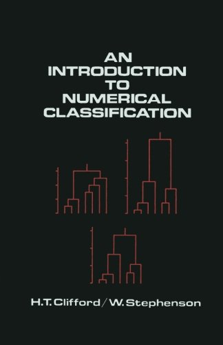 An Introduction to Numerical Classification PDF