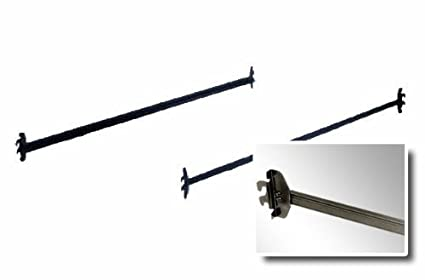 Amazon Com The Furniture Cove Tensile Steel Hook On Bed Rails For