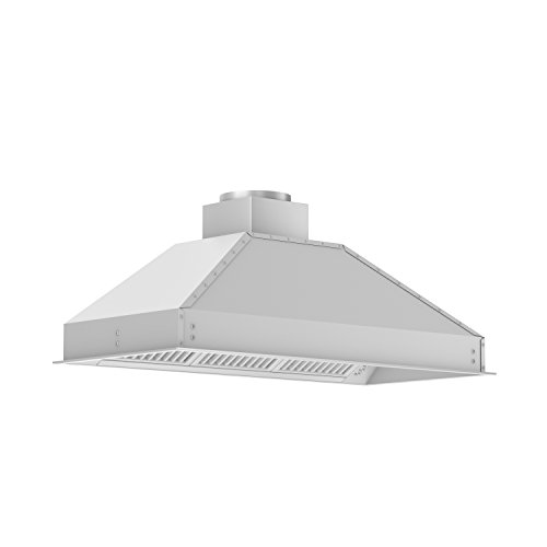 Z Line 721-RD-46 1200 CFM  Range Hood Insert with Remote Dual Blower, 46