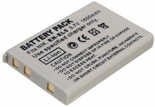 Batteria Alta Qualità per Nikon Coolpix P520