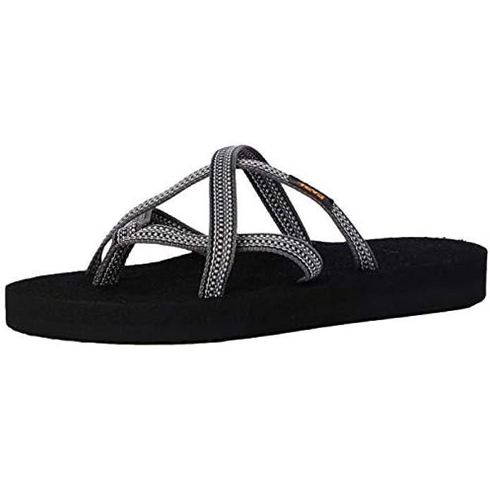 Teva Women's Open Toe Sandals Flip-Flop