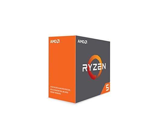 AMD Ryzen 5 1400 3.2 GHz Quad-Core Processor