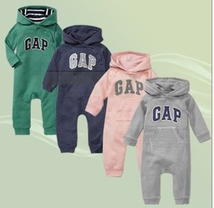 0d775e4bad0 NWT Girl Baby Gap Warm Fall Winter Hooded Romper Coverall Outfit-Pink 2-3T   Amazon.ca  Baby