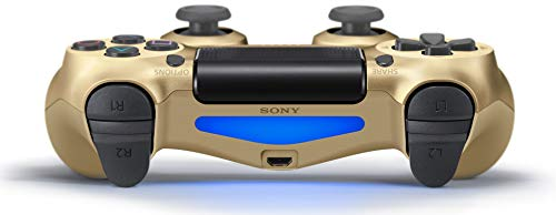 DualShock 4 Wireless Controller for PlayStation 4 - Gold 3