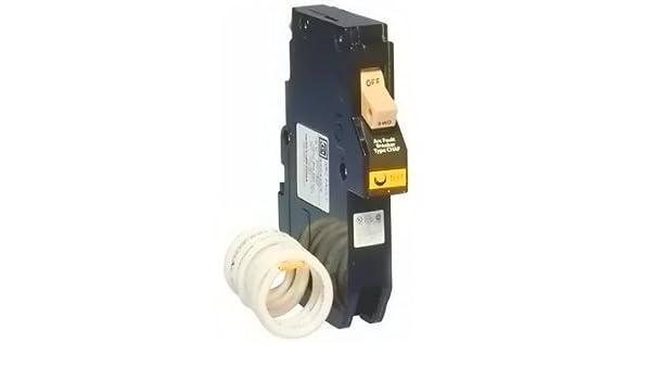 2.3 x 3.5 x 3.3 Ch Series 1 Pole Arc Fault Breaker 20 Amp